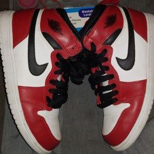 Jordan Shoes - Used Nike Air Jordan 1s 8/10, No Box